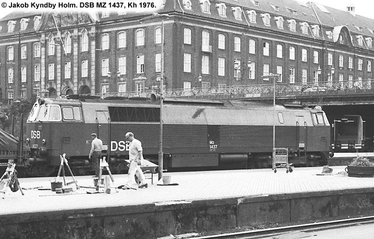 DSB MZ 1437