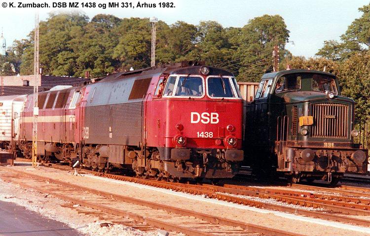 DSB MZ 1438