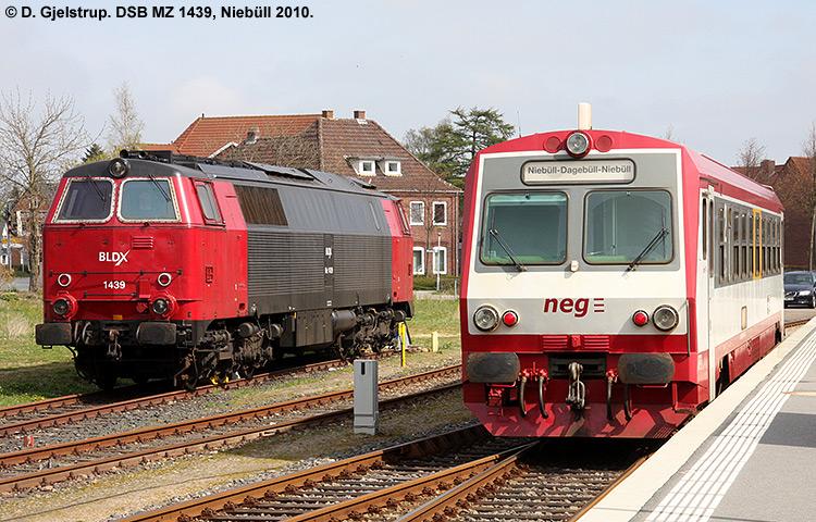 DSB MZ 1439