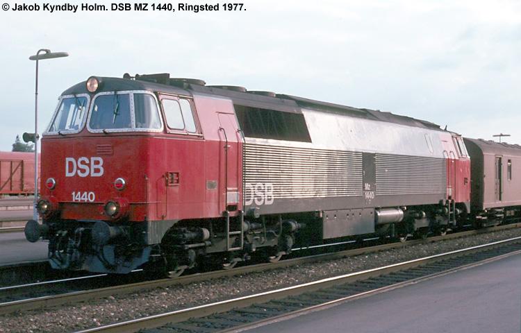 DSB MZ1440