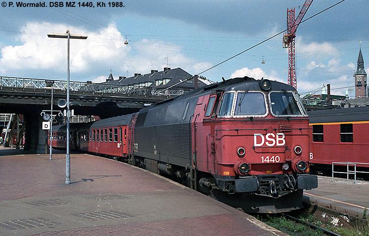 DSB MZ 1440