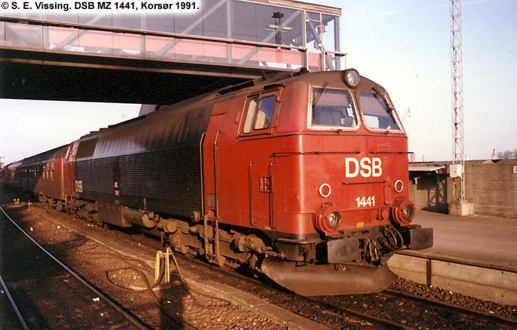 DSB MZ 1441
