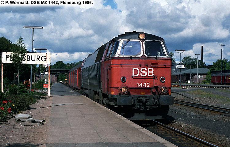DSB MZ 1442