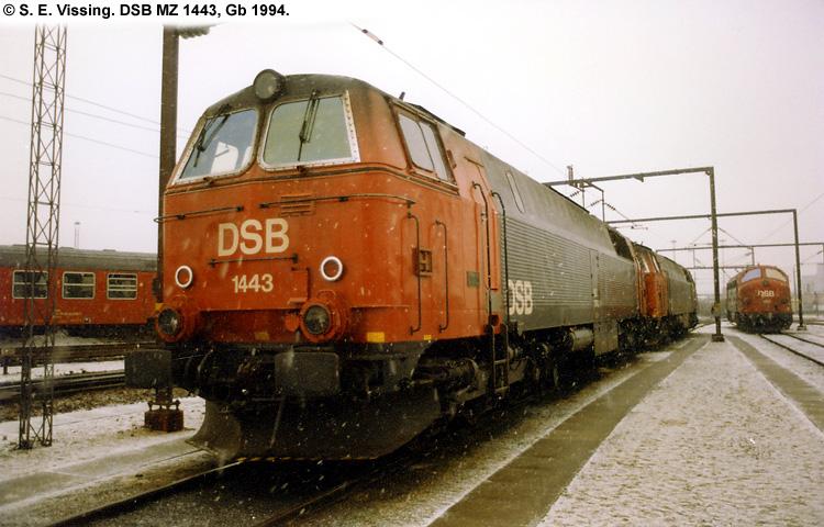 DSB MZ 1443