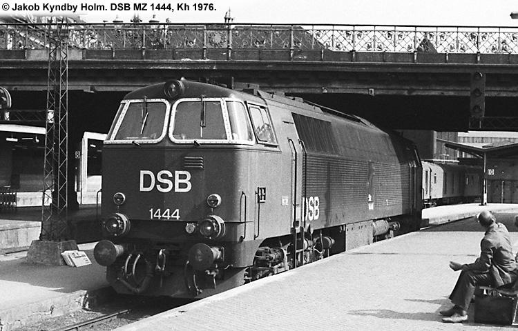 DSB MZ1444