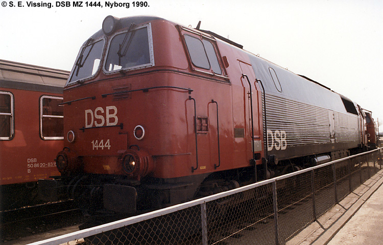 DSB MZ 1444