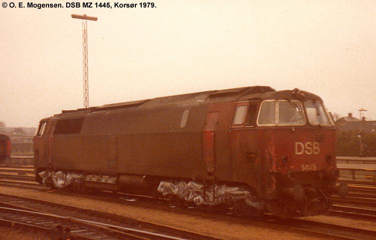 DSB MZ 1445