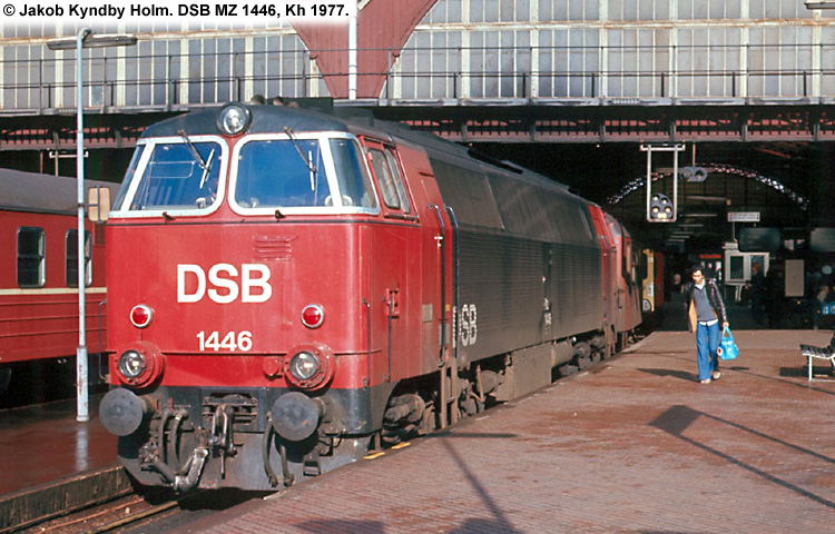 DSB MZ 1446