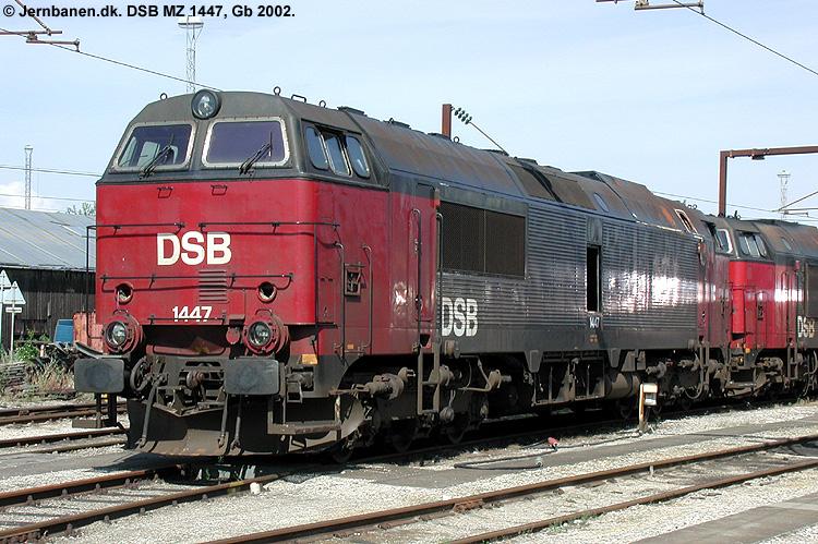DSB MZ 1447