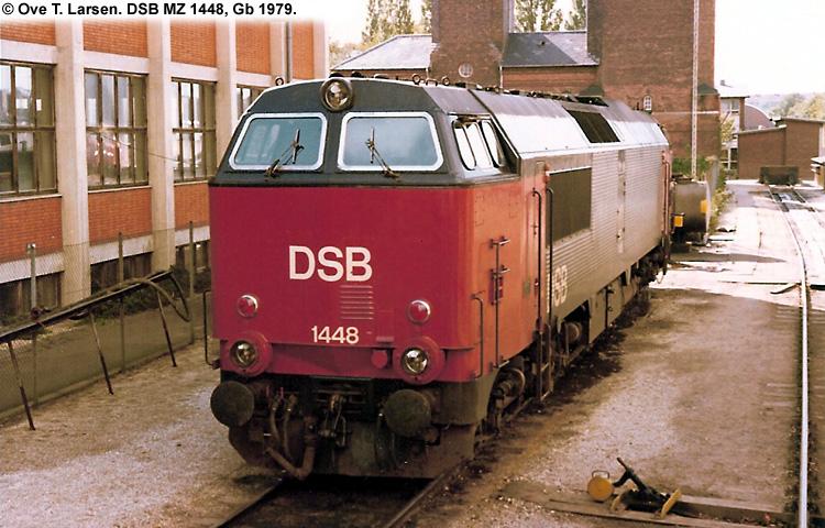 DSB MZ1448