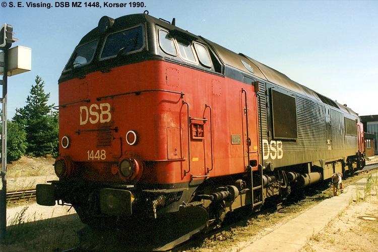 DSB MZ 1448