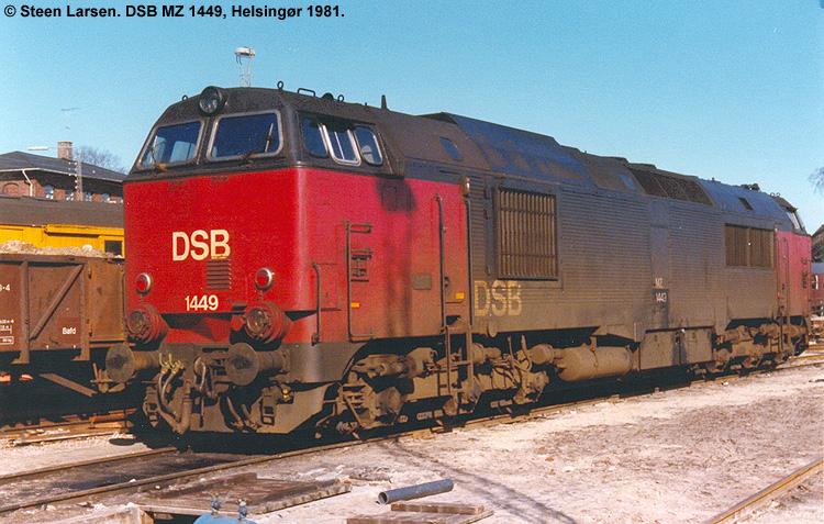 DSB MZ 1449