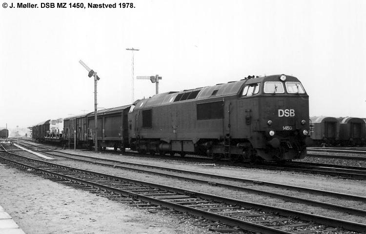 DSB MZ 1450