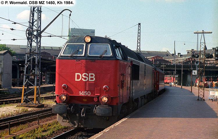 DSB MZ1450