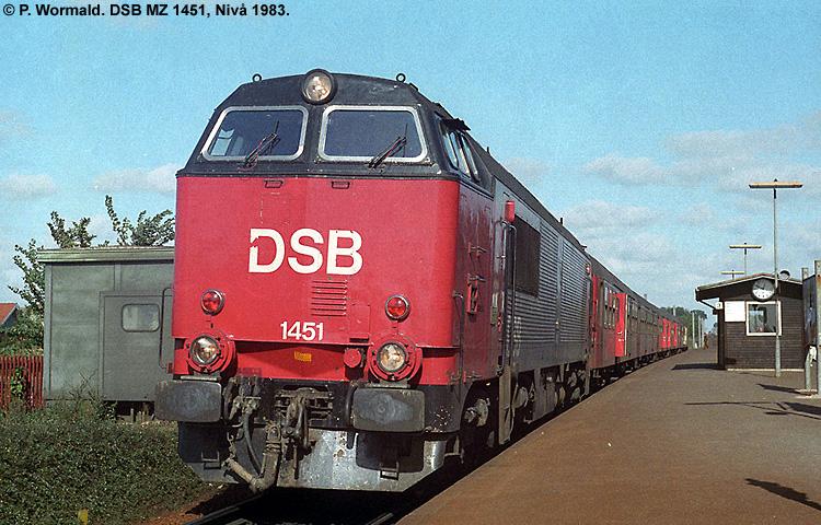 DSB MZ 1451