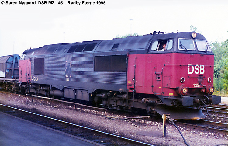 DSB MZ1451