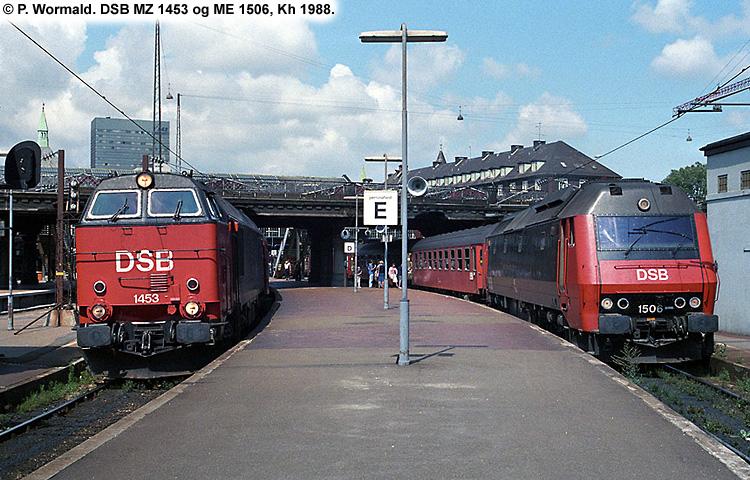 DSB MZ 1453