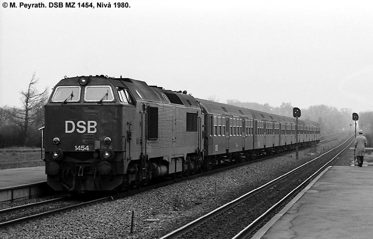 DSB MZ 1454
