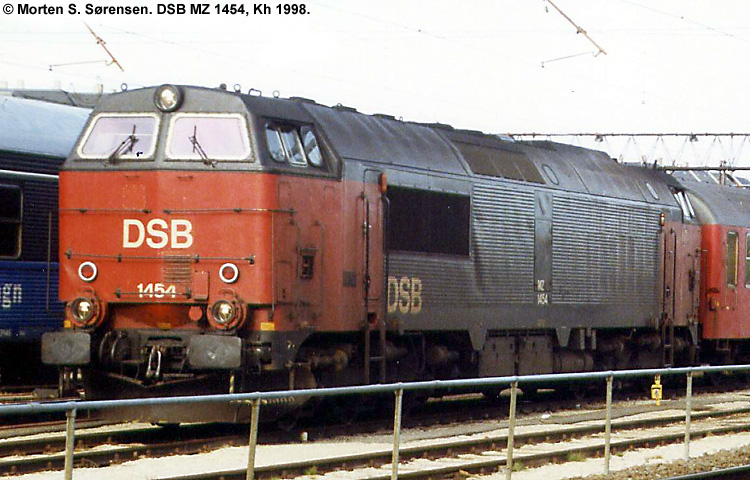 DSB MZ1454