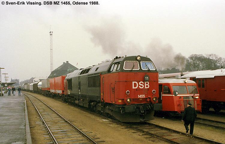DSB MZ 1455
