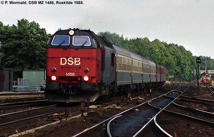 DSB MZ 1456