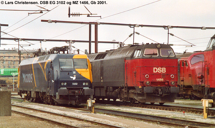 DSB MZ1456