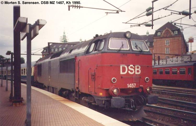 DSB MZ 1457