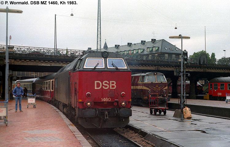 DSB MZ 1460