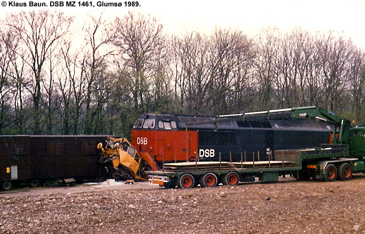 DSB MZ 1461
