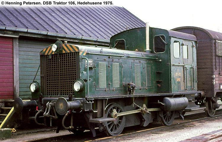 DSB Traktor 106