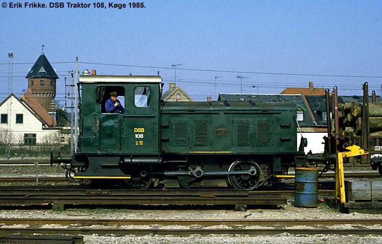 DSB Traktor 108