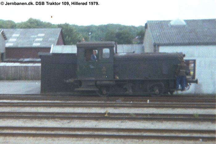 DSB Traktor 109
