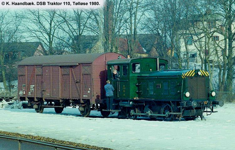 DSB Traktor 110