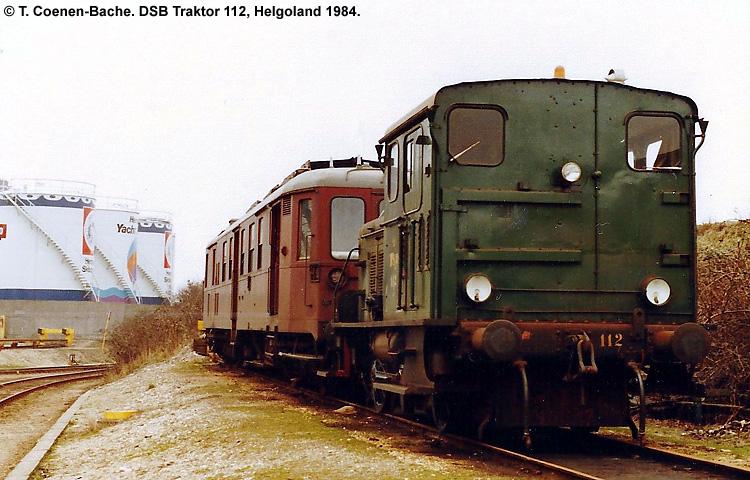 DSB Traktor 112