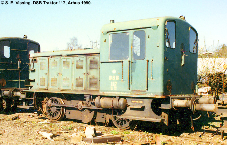 DSB Traktor 117