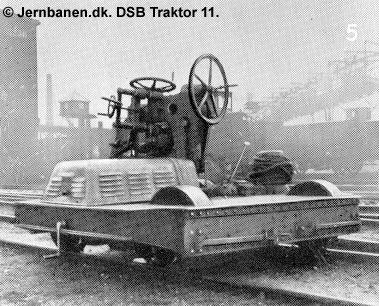 DSB Traktor 11
