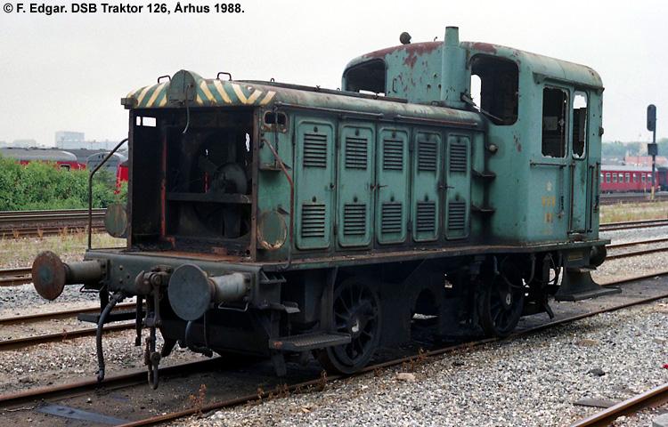DSB Traktor 126
