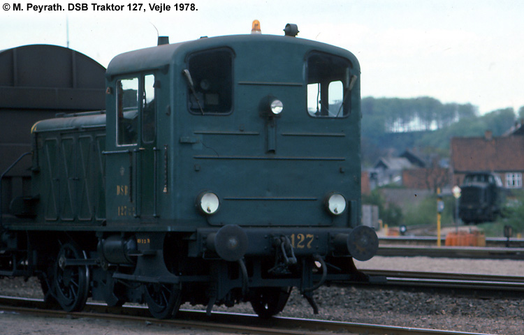 DSB Traktor 127