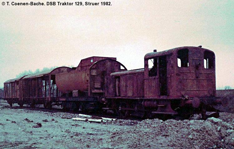DSB Traktor 129