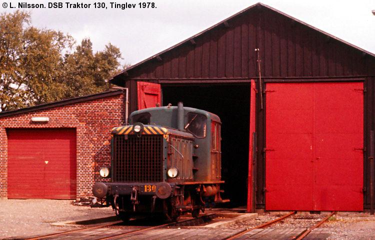 DSB Traktor 130
