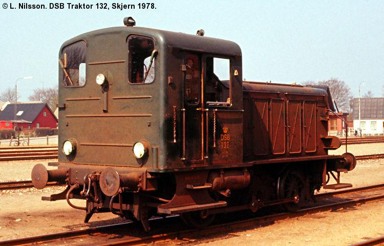 DSB Traktor 132