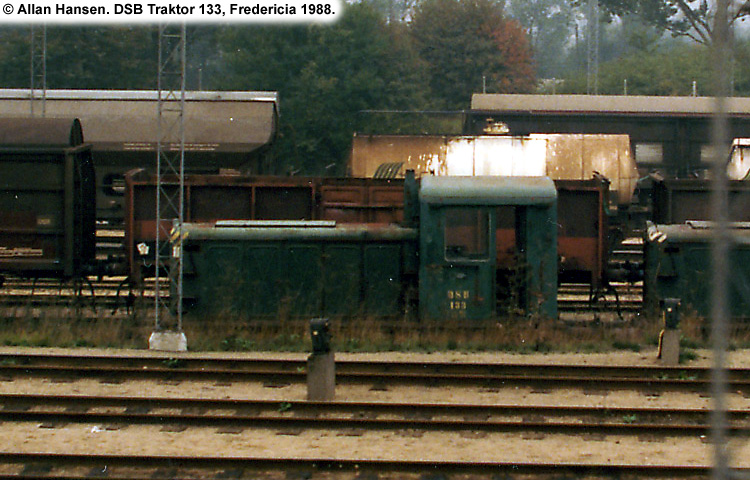DSB Traktor 133