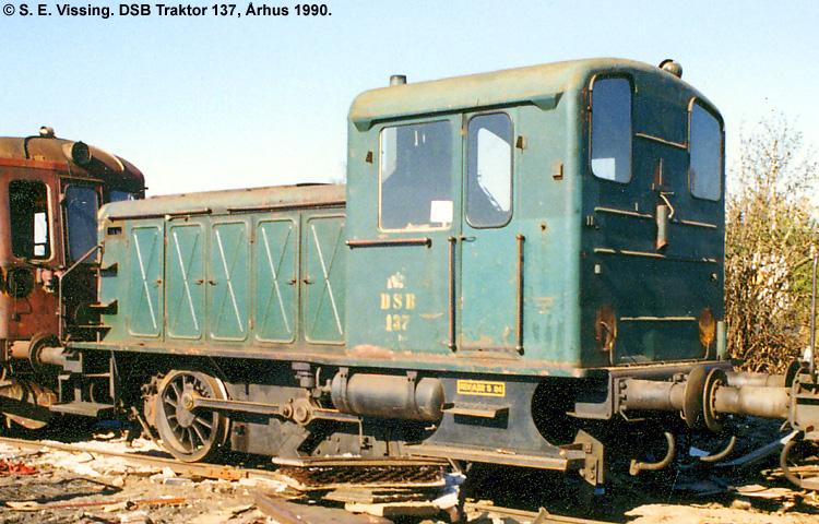 DSB Traktor 137
