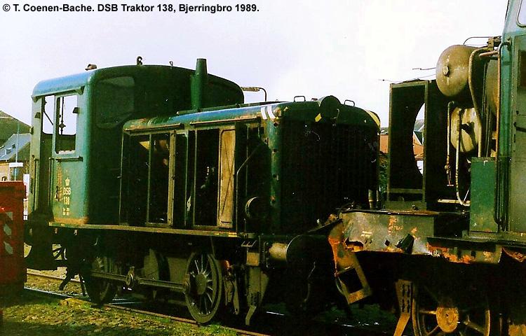 DSB Traktor 138