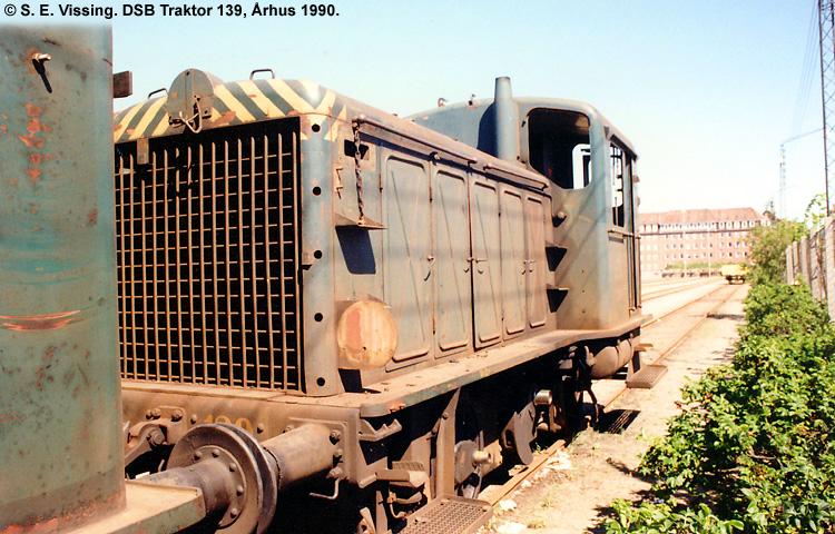 DSB Traktor 139