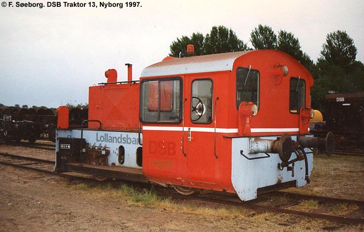 DSB Traktor 13