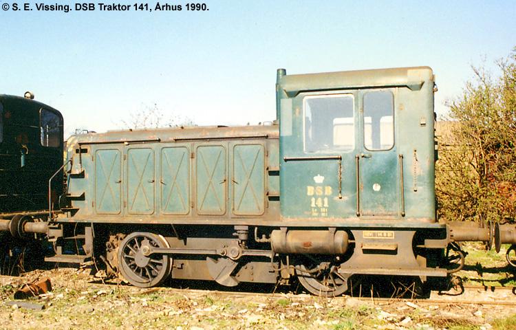 DSB Traktor 141