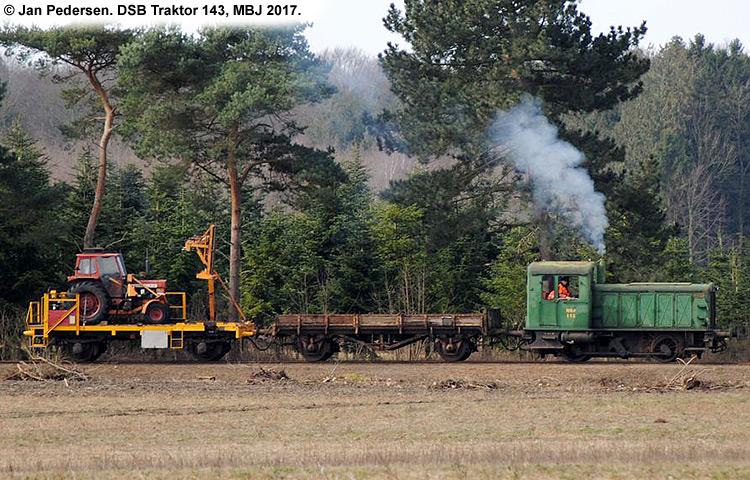 DSB Traktor 143