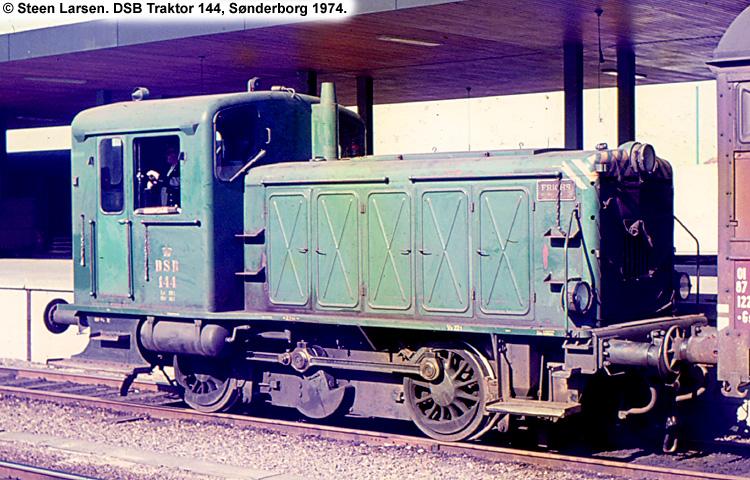 DSB Traktor 144
