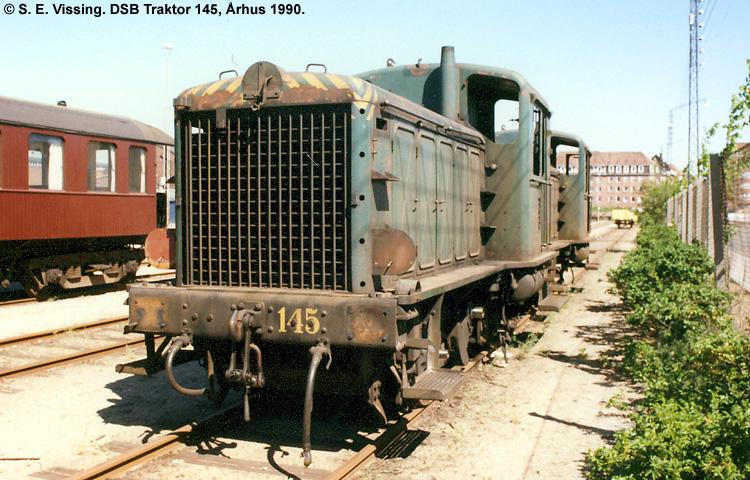 DSB Traktor 145